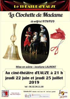 Le théâtre d'Eauze